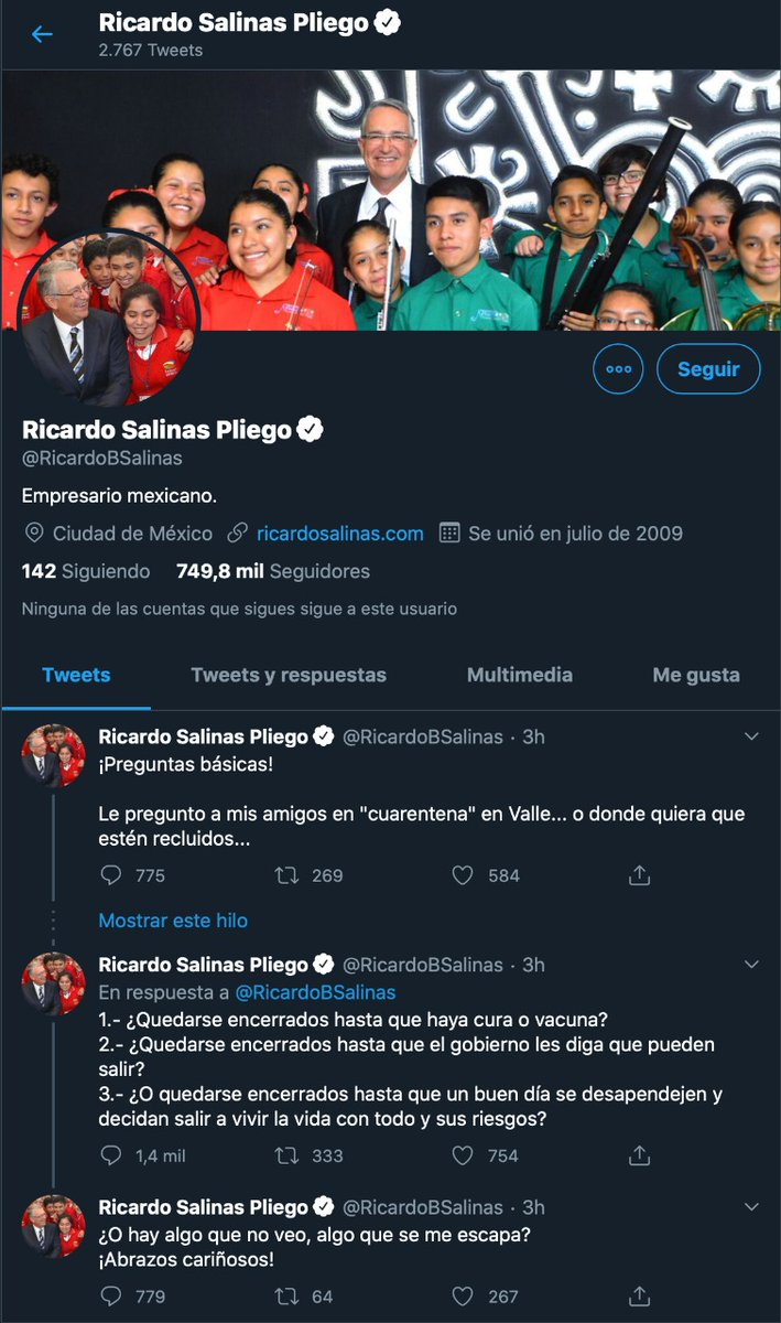 #Covid19 #SinPalabras #RicardoSalinas https://t.co/P2gMOZ55w4
