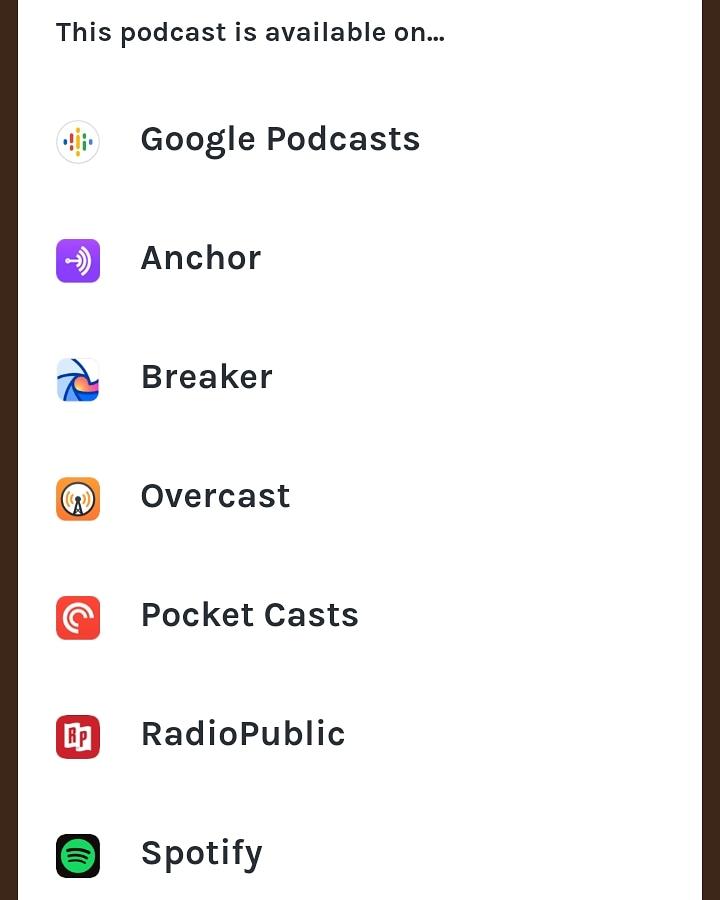 Outros meios de ter acesso aos podcast da Família Boa Prosa. #podcasts #FiqueEmCasa #podcastrecommendation pic.twitter.com/Mth50jQsE8
