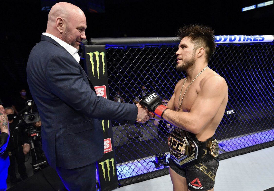 Thank you for the awesome experiences uncle @danawhite I will forever be grateful. Thank you for taking a chance on the sport that people thought would never make it. To all my coaches and fans it been a wonderful ride. Triple C is out 🎤 #retiredontop https://t.co/ZoHa3asoDU