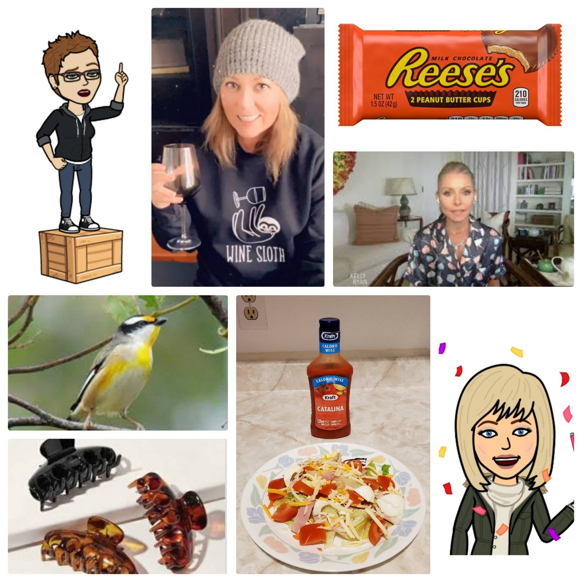 Kelly Ripa, The HHG, Salad vs Dressing, Birds, Reeces Peanut Butter Cups and Hairclips are just a few of the ridiculous topics this week! Tune in to the new episode Let Me, Help You at http://www.ismhead.podbean.com or any podcast app! Lots of laughs! #podcast #lowtreestudios #comedypic.twitter.com/YtqpnHAaaU