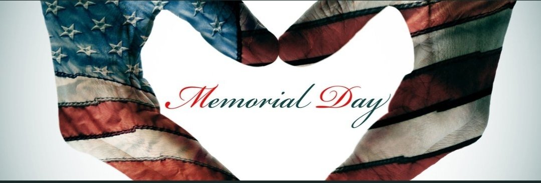 Anyone else feel strange to say Happy Memorial Day on this solemn occasion? How should we word it ? How do you and why ? #OneVoice1