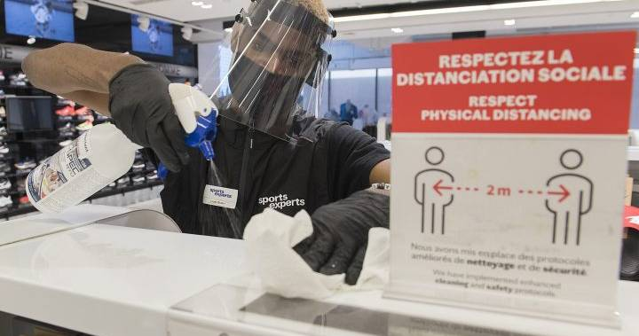 Canada reports 121 more coronavirus deaths, more than 1,000 new cases dlvr.it/RXLTG8