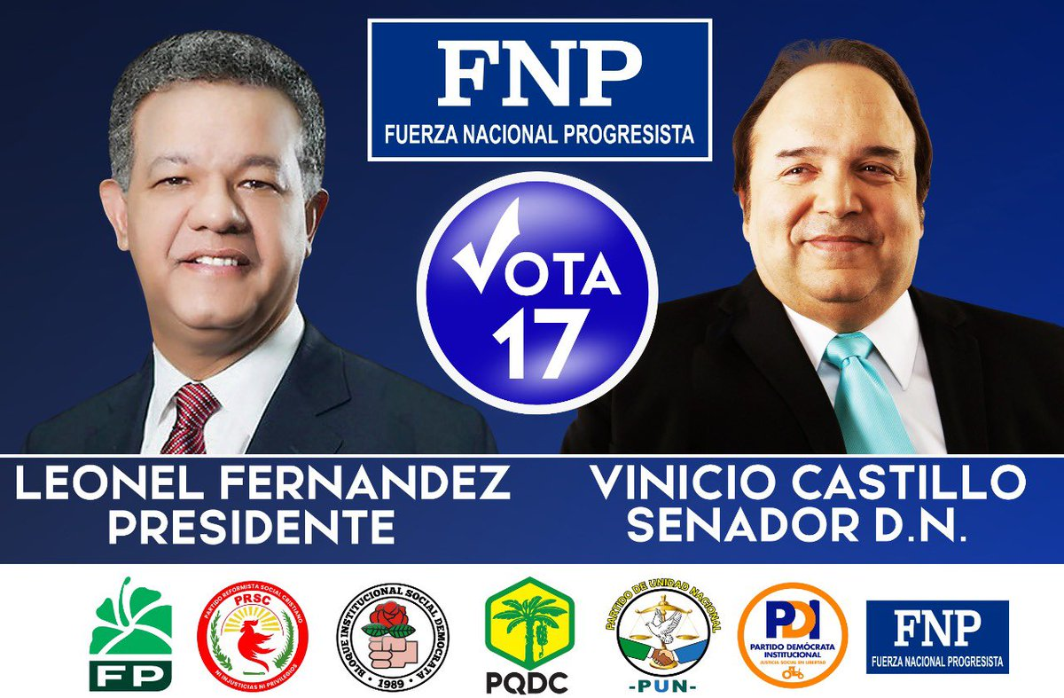 RT @VinicioSenador: Nuevo número casilla FNP . https://t.co/NBVbMcNIjd