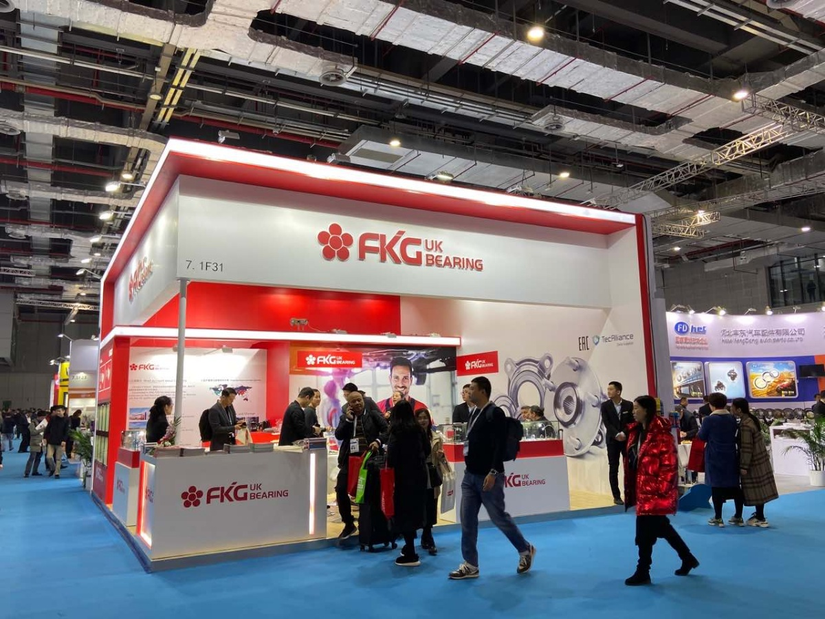 Shanghai Frankfurt exhibition in December 2019. #FKG #autoparts #bearingpic.twitter.com/FFMtrM3Drh