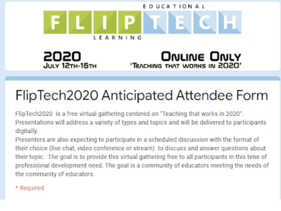 We are trying to offer free training in skills that will help teachers meet the needs of whatever form next year takes. #flipclass #flipclasschat You can help us shape what this looks like by telling us what you need docs.google.com/forms/d/e/1FAI…