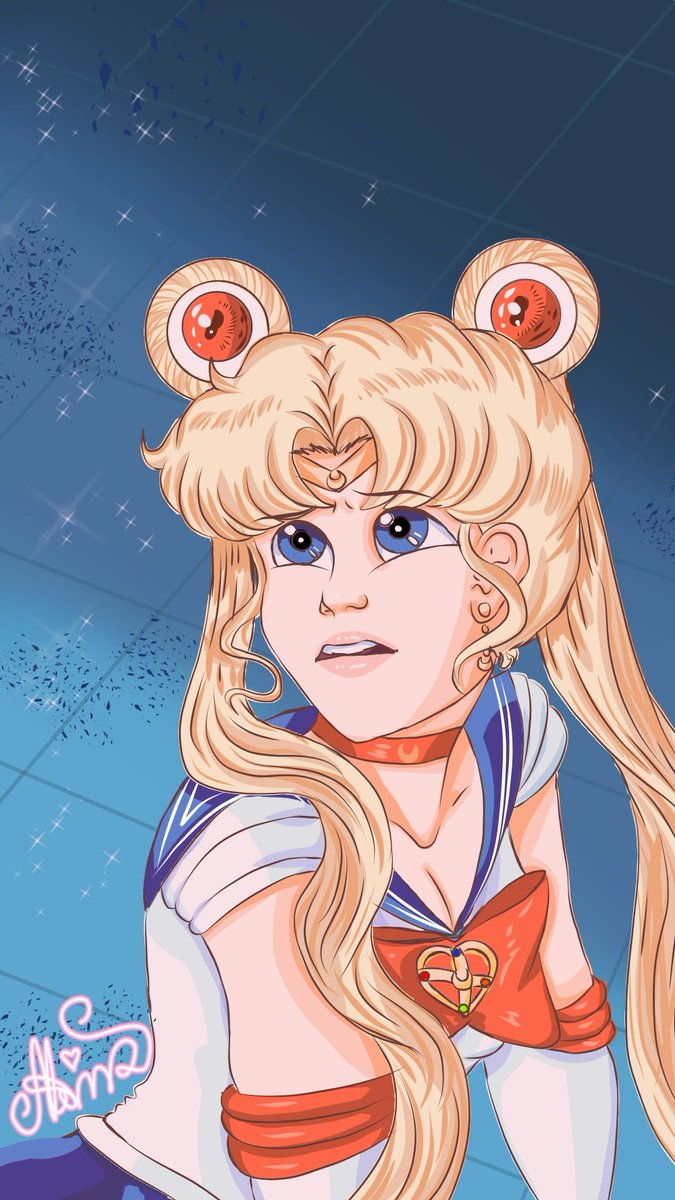 I just wanted to do the #SailorMoonchallenge , I hope you like it and have a great day  ┊ ┊ ┊ ┊ ┊ ┊ ┊ ✫ ˚♡ ⋆。 ❀ ┊ ☪︎⋆ ⊹ ┊ . ˚ ✧ #sailormoondraw #digitalart #ArtistOnTwitter #sailormoondrawchallengepic.twitter.com/4g9zWFPVqy