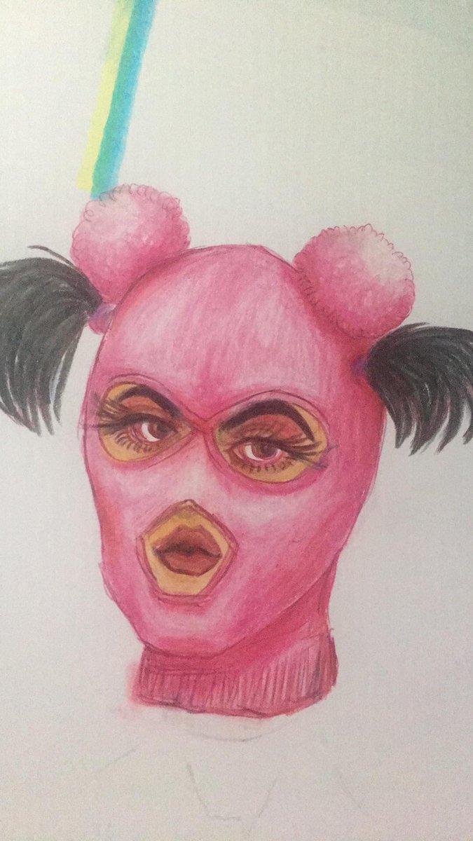 Balaclava  #私の絵柄が好みって人にフォローされたい #artistsontwitter #ArtistOnTwitter #私の絵が好きな人いいね大好きな人RTもう推し絵師だわって人リプ #私の絵柄で見てみたいキャラっていますか #女の子 #美少女 #イラスト #ラクガキpic.twitter.com/5WeTXDvGUb