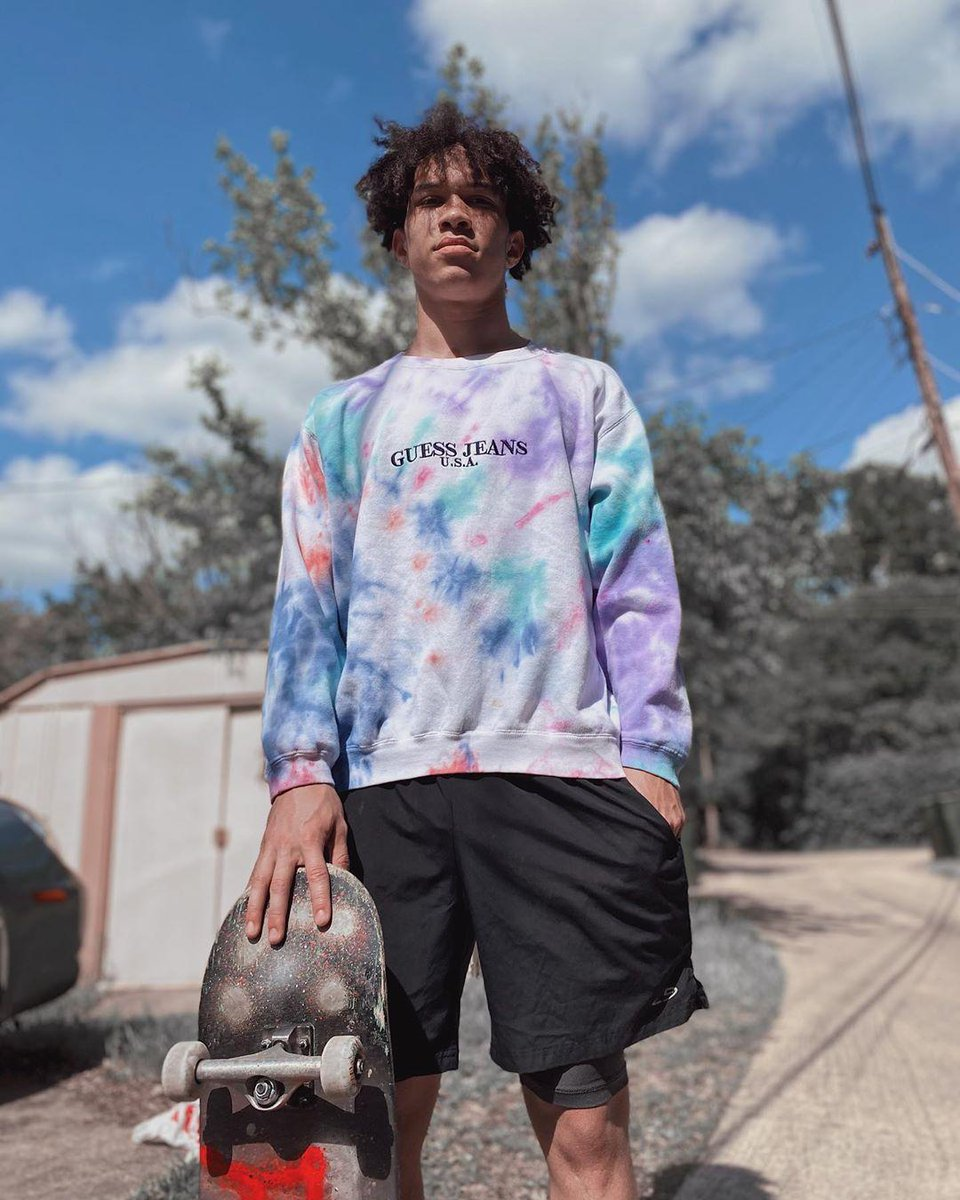 tie-dye is here to stay