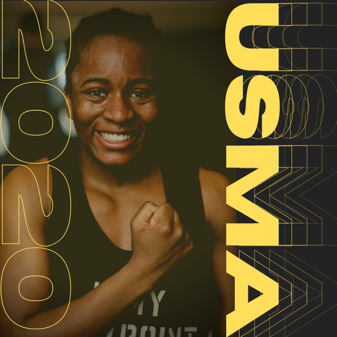 """""""I have accomplished my goals and made it through all the rigorous training and challenges along with my classmates to become a member of the #LongGrayLine. - #USMA2020 Cadet Adaya Queen, #Army West Point Boxing #InThisTogether #FinishStrong"""