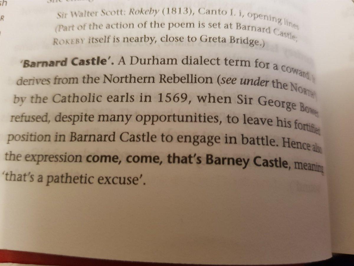@Shortbloke @AndrewW66619812 #ThatsBarneyCastle coincidence, I think not🤔