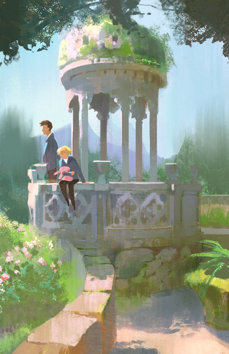 Welcome to the Ouran Host Club #MaySketchADay
