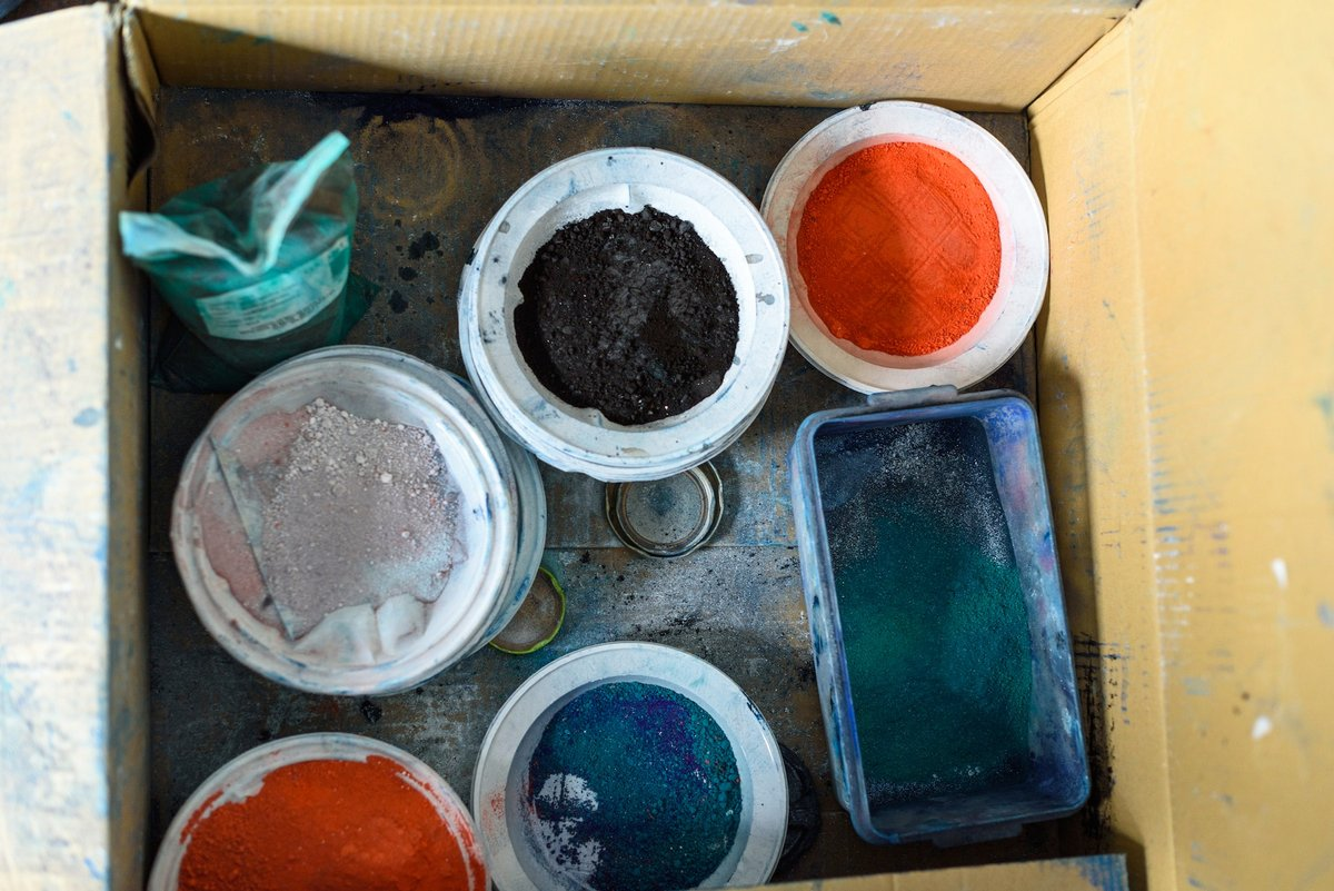 Make Your Own Paints with the Best PigmentPowders https://www.artnews.com/art-news/product-recommendations/best-pigment-powders-1202688380/… via @ARTNEWS pic.twitter.com/kq6oacEtBw