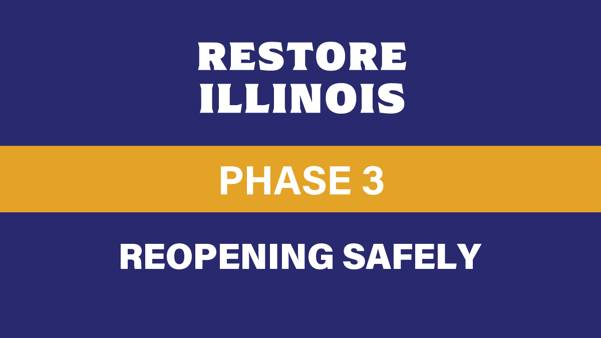 The @IllinoisDCEO has released its guidelines for offices, salons, barbershops, fitness centers, retail stores, restaurants and more to reopen safely as the state approaches Phase 3 of the Restore Illinois plan. You can review them below. #RestoreIllinois https://t.co/MQEYpCWNyK
