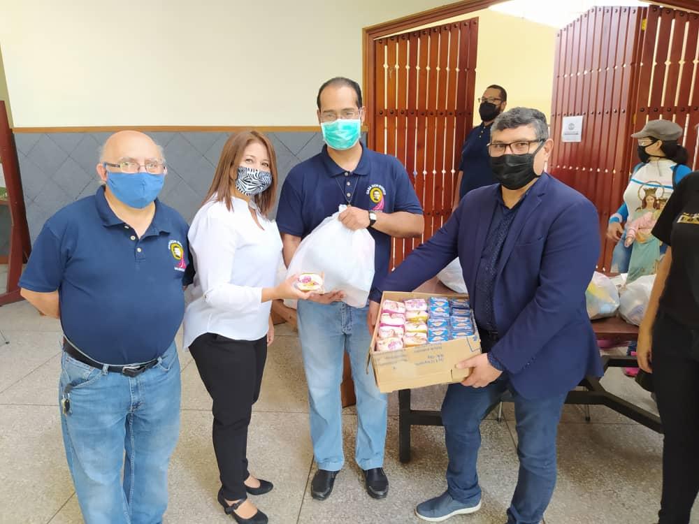 Hesperia WTC #Valencia y Alcaldía de #SanDiego donaron alimentos para niños de Casa Don Bosco (25 - 5 - 2020) https://t.co/7RmzyIplLe #Corporativa #LaborSocial https://t.co/4eRyYsCiuO