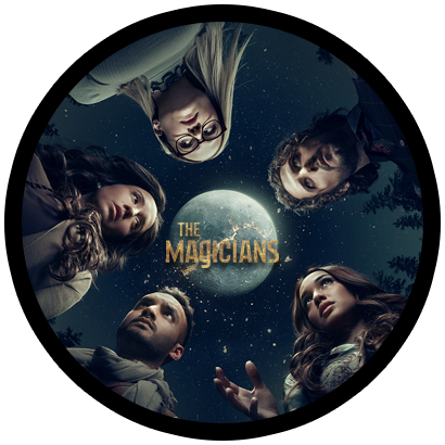 """Desbloqueei o badge """"Magic comes from pain #TheMagicians"""" #bancodeseries  http:// bit.ly/34FYObZ    <br>http://pic.twitter.com/F6zYrLQQIn"""