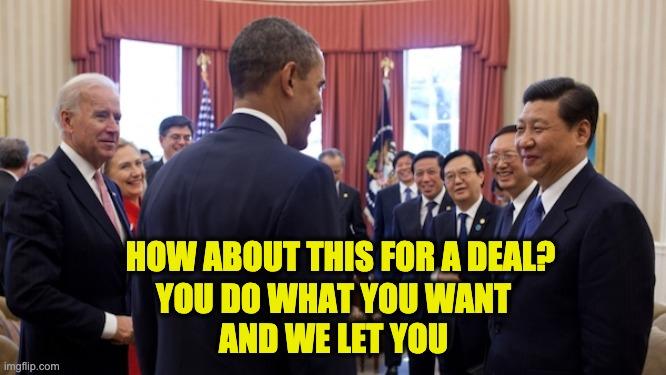 CLAIM: China Played Biden And Obama 'Like A Stradivarius' http://ow.ly/Mupv30qJthR   #obamalied #Obamasucked #BidenGate #HunterBiden #china #MAGA2020 #MAGA2020Landslide #KAG #KAGA2020 #Trump2020 #draintheswamp #chinaplayedObama #communismsucks #LiberalismIsAMentalDiseasepic.twitter.com/soObXDN5uc