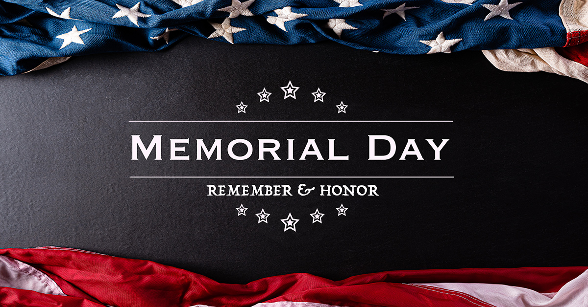 This Memorial Day we pause to remember those who have sacrificed all to protect our freedom. You have our eternal gratitude.pic.twitter.com/8RWnDJc0HW