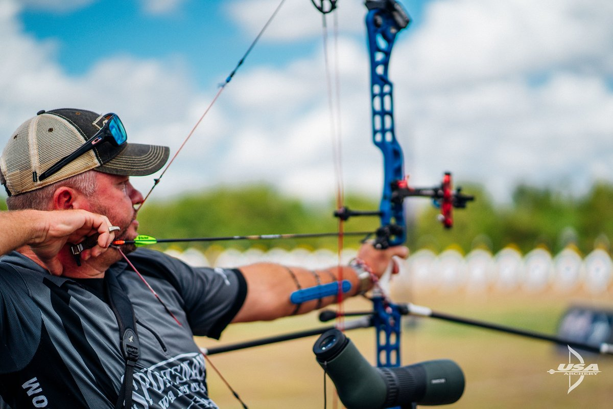 Join @ReoWilde in this week's USA Archery #TraintoWin Challenge! 🏹 https://t.co/HIBrGAszAb https://t.co/i7bSK9YV58