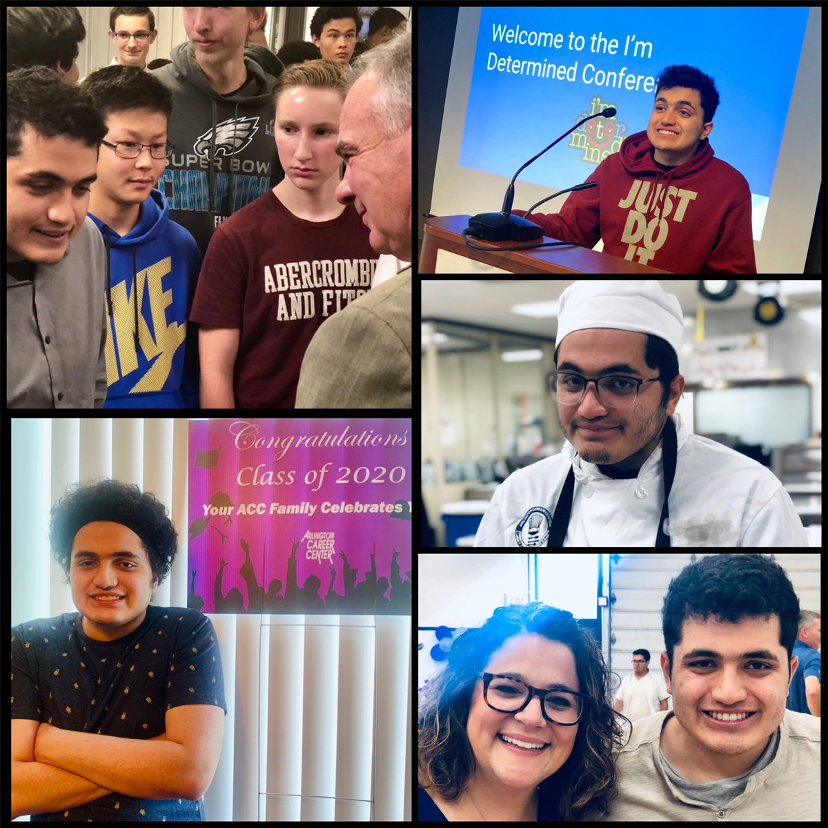 Please help us celebrate another one of our awesome 2020 PEP graduates, Javier! We will miss him so much & wish him the very best as he begins classes <a target='_blank' href='http://twitter.com/NOVAcommcollege'>@NOVAcommcollege</a> in the Fall!  <a target='_blank' href='http://twitter.com/Margaretchungcc'>@Margaretchungcc</a> <a target='_blank' href='http://twitter.com/APSCareerCenter'>@APSCareerCenter</a> <a target='_blank' href='http://twitter.com/timkaine'>@timkaine</a> <a target='_blank' href='http://twitter.com/ACC_Partners'>@ACC_Partners</a> <a target='_blank' href='https://t.co/w7Q7hXoZ1n'>https://t.co/w7Q7hXoZ1n</a>