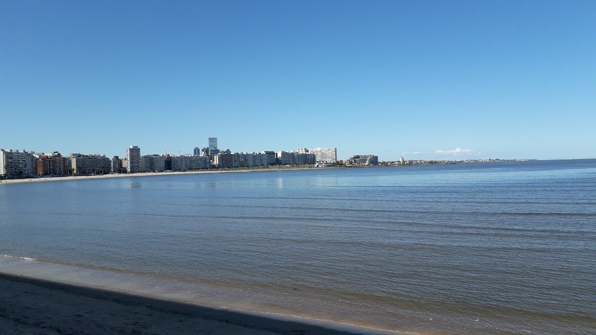 #Pocitos beach #Montevideo #Uruguay pic.twitter.com/wQke69zjI9