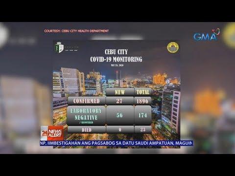 VIDEO: 24 Oras News Alert - 11:25 PM   May 25, 2020 bit.ly/2LZzi92