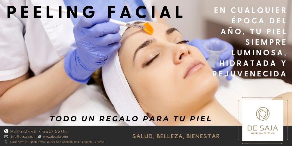 Todo un regalo para tu rostro. https://bit.ly/3fUJc9R #medicinaestetica #deSajaME #estetica #belleza #beauty #piel #esteticafacial #peeling #antiaging #bienestar #arrugaspic.twitter.com/7KOGckl0tp