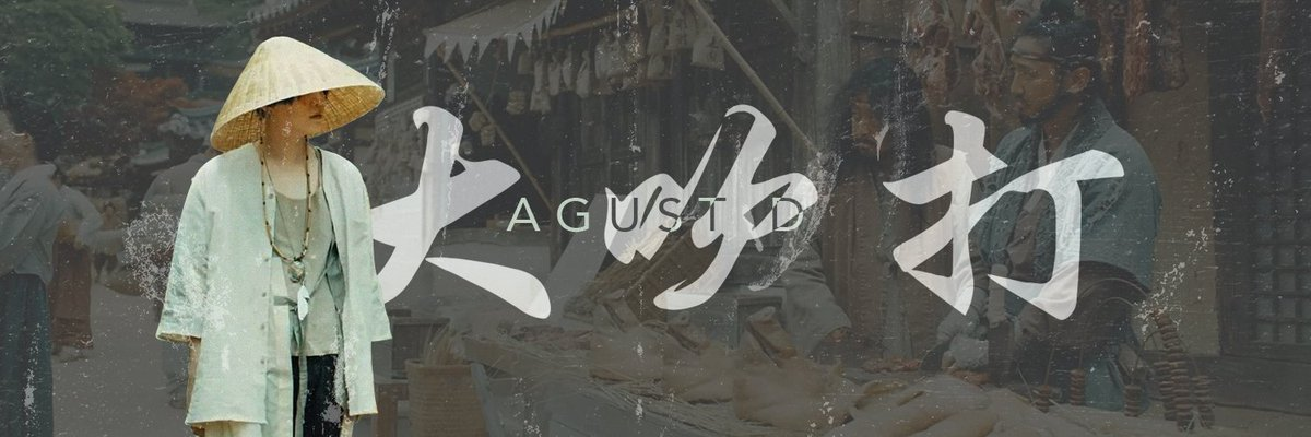 daechwita headers concept 1 #agustD #bts #edit pic.twitter.com/jay5fwfMgD