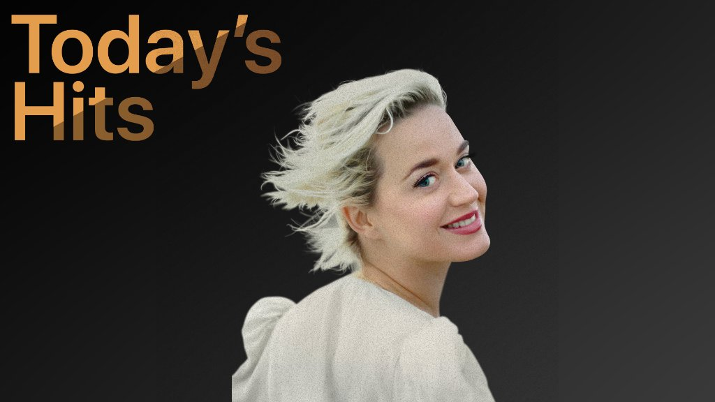 Keep listening to @katyperry's #Daisies on #TodaysHits. 💛 apple.co/TodaysHits