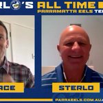 Image for the Tweet beginning: REVEALED: STERLO'S ALL EELS TIME