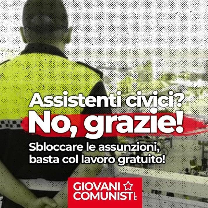 #assistenticivici