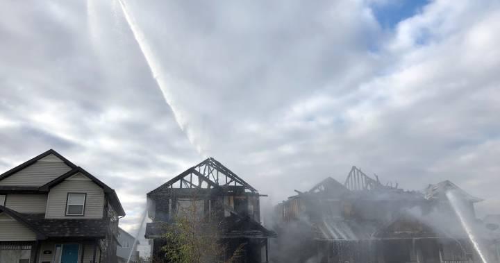 Saskatoon Fire Department finds cause of 2-alarm blaze in Hampton Village dlvr.it/RXLKG4
