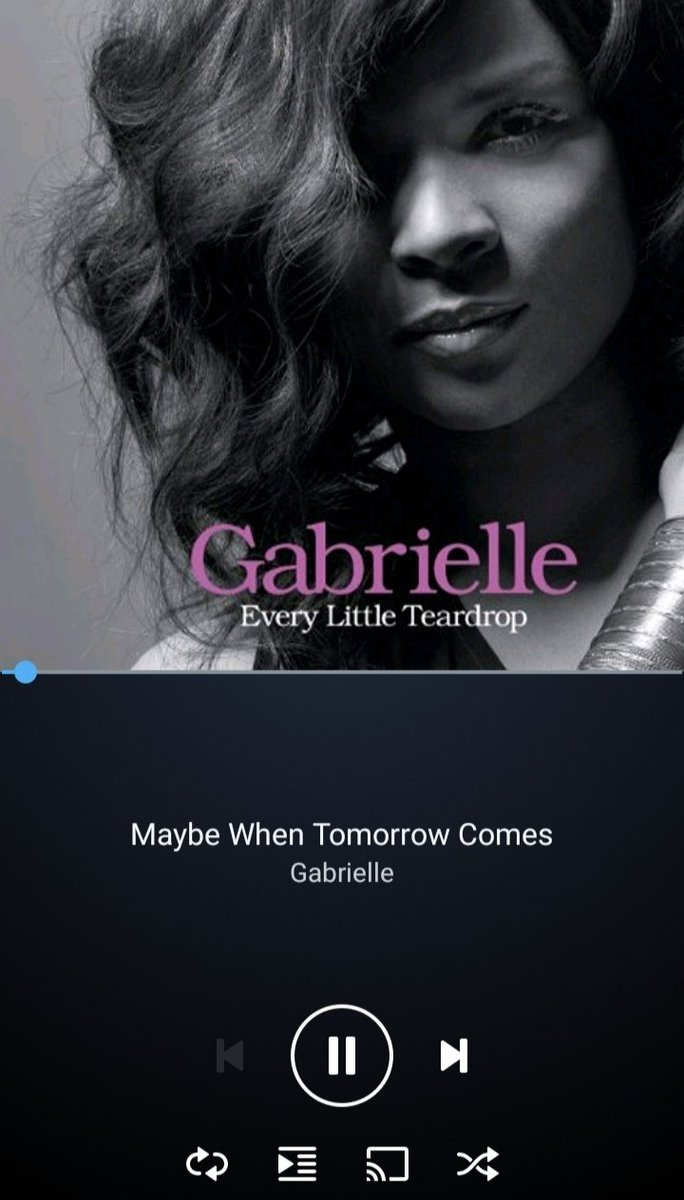 For every #emotion there is a @GabrielleUk #song!  pic.twitter.com/Blx9XBSg6M