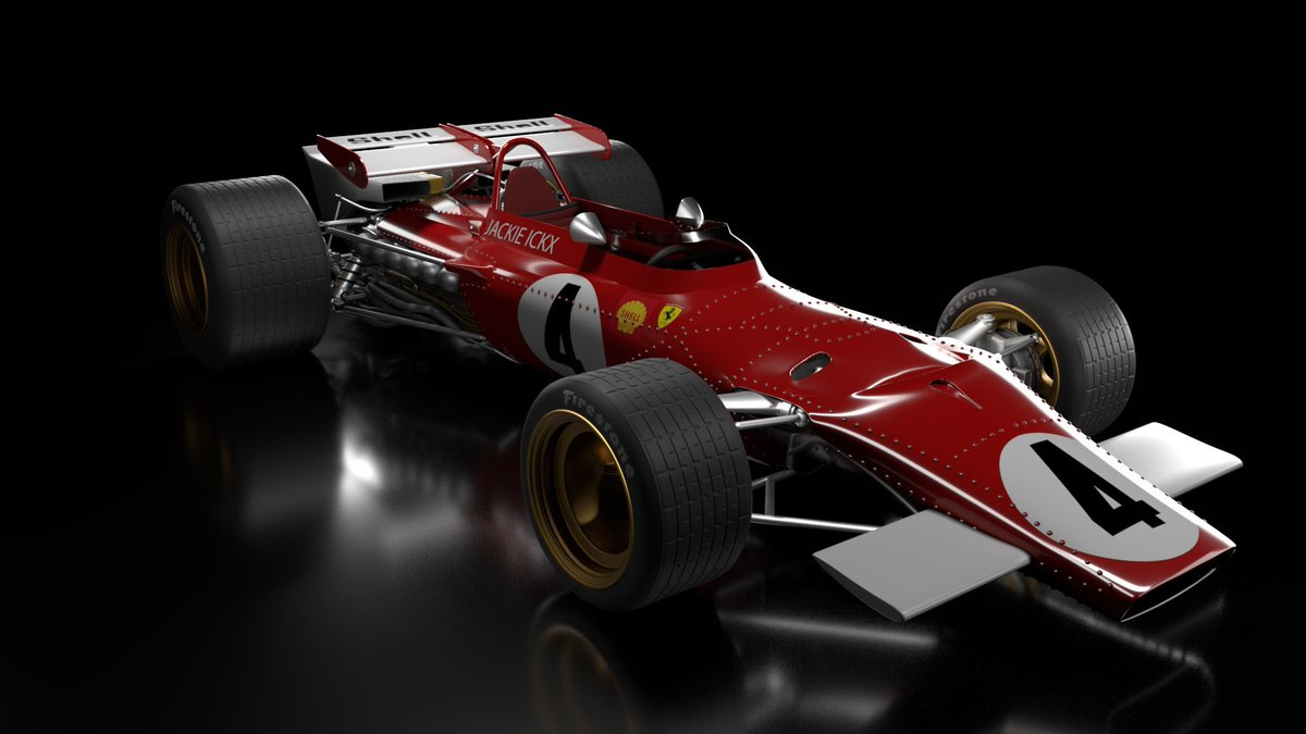 #Ferrari312B 😍😍😍 https://t.co/CkyC4LROsK