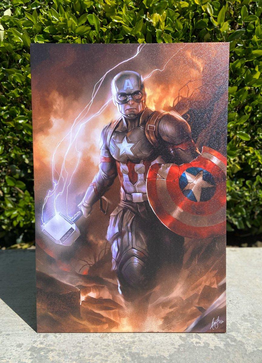 Happy Memorial Day everyone!   #Marvel #CaptainAmerica #Avengers #Artist #Wizyakuzapic.twitter.com/7RTXnnOPLa