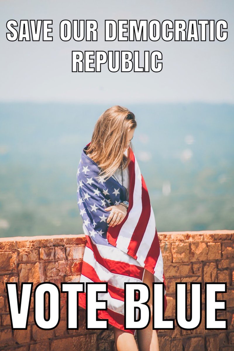 We are less than 6 months away from the general election Nothing thus far has worked to rid our nation of the pestilence called Trump We must vote out the scourge and all of his minions Our democratic republic is in peril Vote Blue all the way down the ballot #Fresh