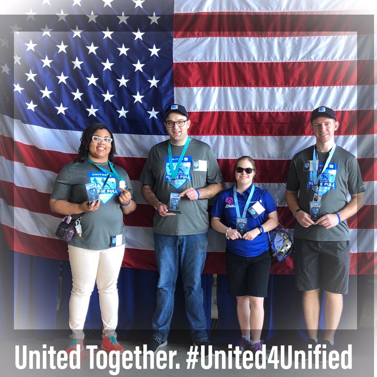 Happy Memorial Day! #UnitedTogether #InclusionRevolution @mcgrath_jonna @SO_Illinois @SOILLChris @SpecialOlympics @SONorthAmerica @rickvual https://t.co/MI5hZiO9yp
