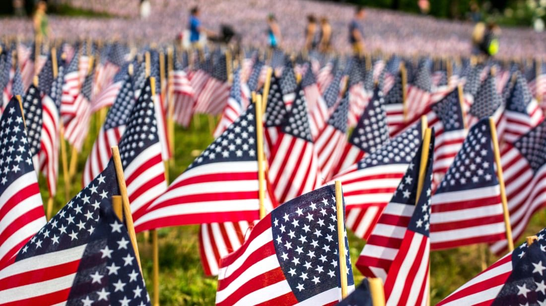 So grateful to have been born in the single greatest country in the entire world, protected and defended by some of the most selfless and courageous human beings. Today we honor those who made the ultimate sacrifice. We owe you more than we will ever be able to repay #MemorialDay
