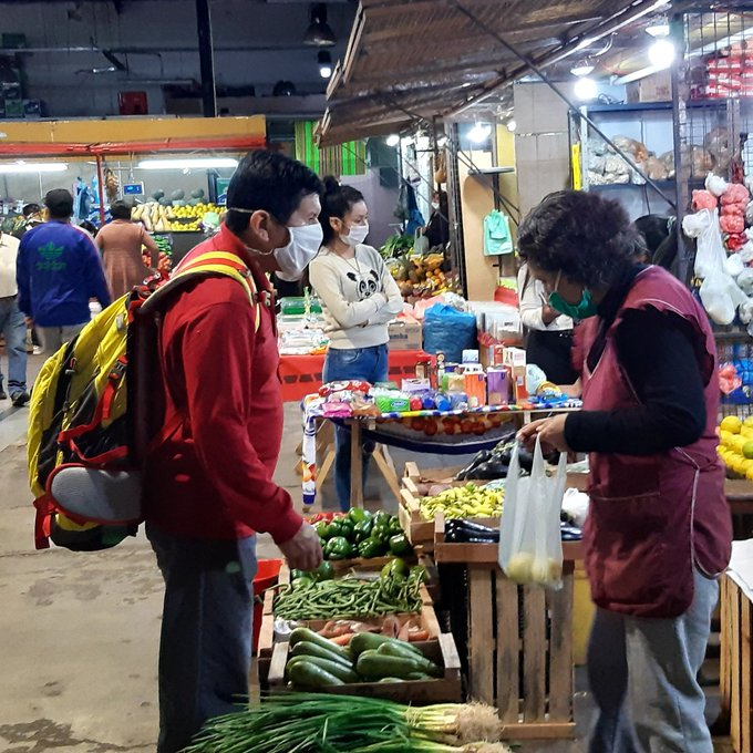 mercado san miguel frutas verduras precios economia inflacion