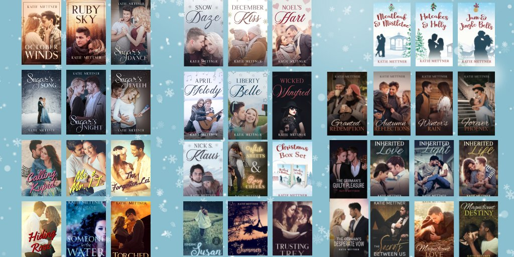 Visit my #Amazon #author page to find all 37 of my #romancenovels! http://bit.ly/2D0rzpa #RomanceReaders #Romancebooks #Romance #amreadingromance #RomanticSuspense #Paranormalromance #KU #99cpic.twitter.com/inl9YllLK9