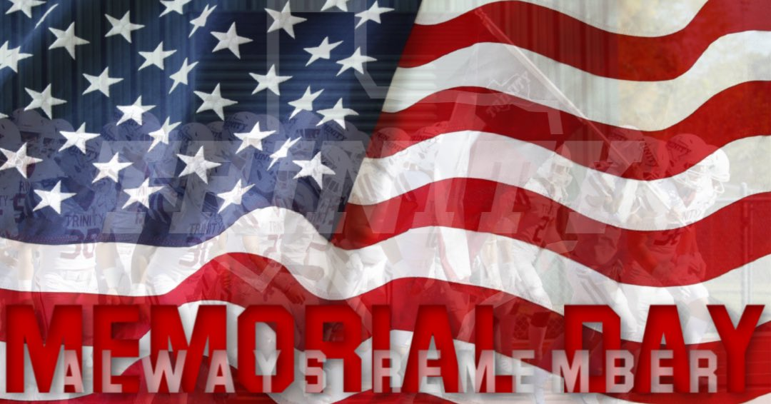 Remember what today is all about.