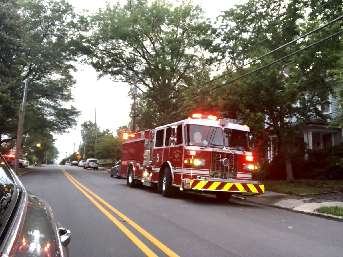 Thanks @GSOFireDept for finding the gas leak in #collegehill. Crisis averted! https://t.co/xOOC6ixRwz