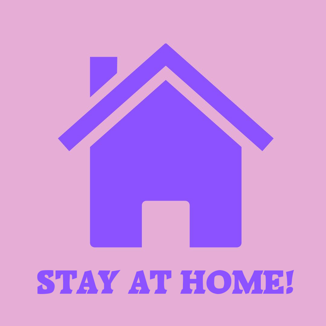 As young people, today we wanted to take the time to plainly share the importance of staying at home and following the nation specific guidelines. #stayathome that's it! We will get through this together! pic.twitter.com/AH9V4OicxT