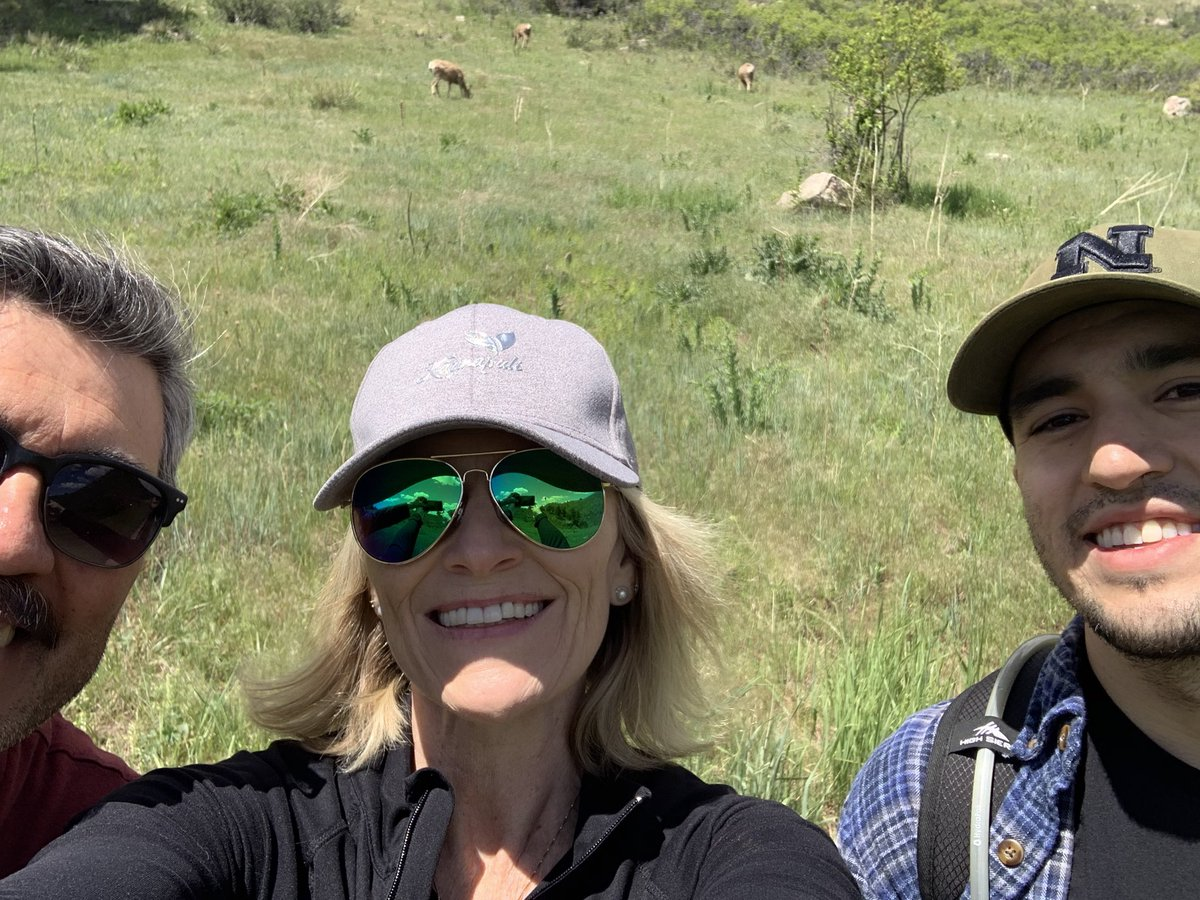Fun hike today and pizza in the park after! #Colorado #MemorialDay2020pic.twitter.com/DkA4I3vi0x – at Horsetooth Falls