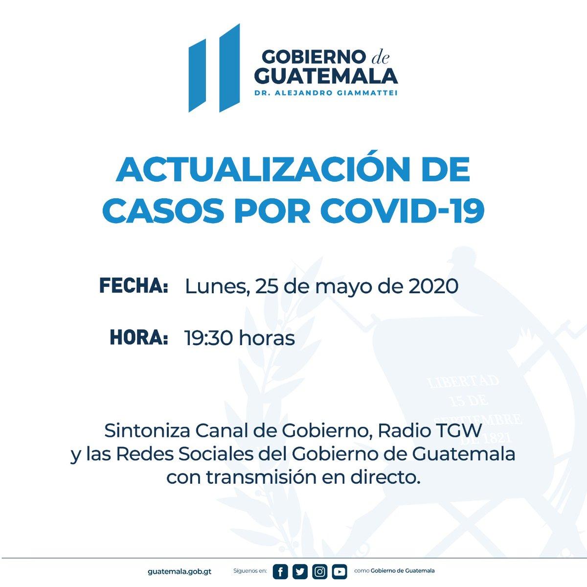 test Twitter Media - Gobierno dará a conocer la actualización de casos por COVID-19 a las 19:30 horas.Puede seguir la transmisión en https://t.co/epxNKSVUMv https://t.co/BAPJUJAo6W