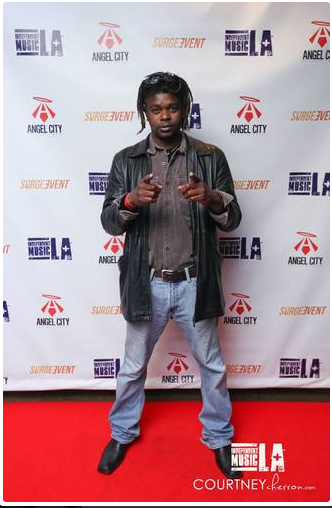 Moriba Marcano circa the early-mid 2010's, on the red carpet, Sunset Strip. #hollywood #independent #moriba #marcano #surge #events #redcarpet #independentmusicla #sunset #strip https://t.co/shPCfUIK9n