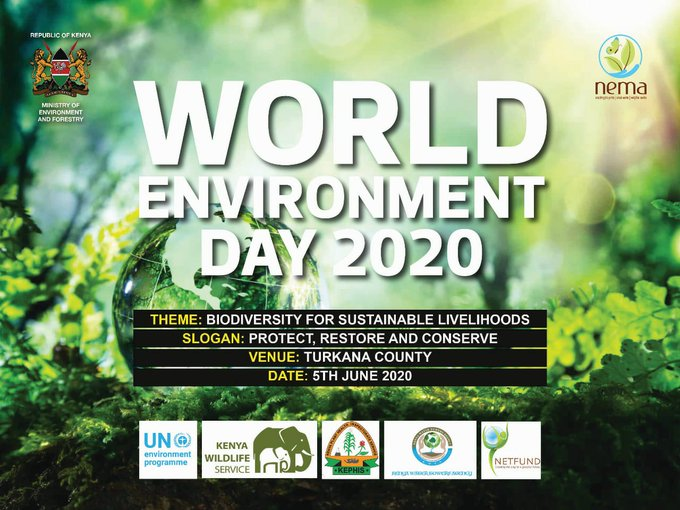 World Environment Day - June 5  IMAGES, GIF, ANIMATED GIF, WALLPAPER, STICKER FOR WHATSAPP & FACEBOOK