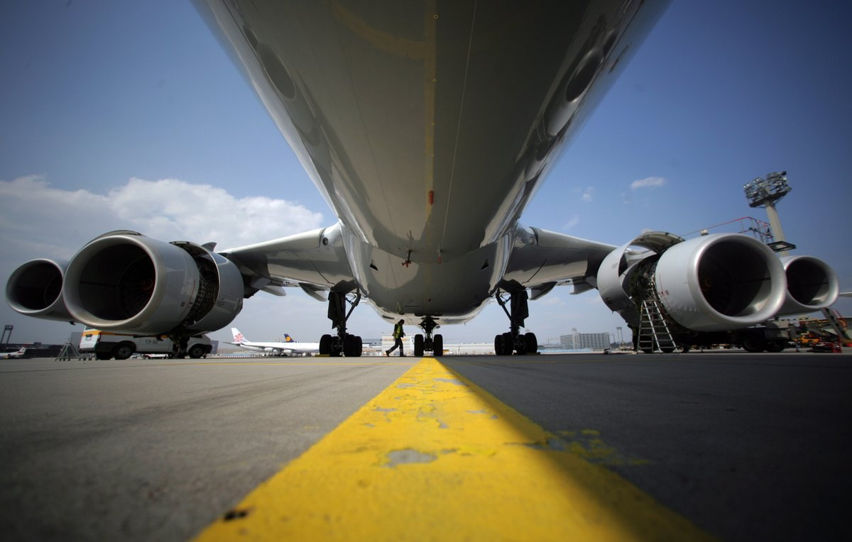 #Lufthansa