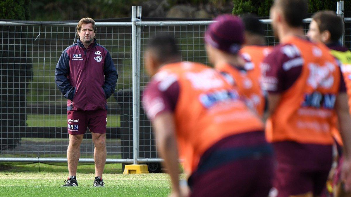 TEAM LIST | Coach Des Hasler has named his squad to take on the Bulldogs this Sunday!    - https://www.seaeagles.com.au/news/2020/05/26/team-list-sea-eagles-v-bulldogs/…  #NRLManlyBulldogs #ManlyForever pic.twitter.com/aC0B9j4qXT