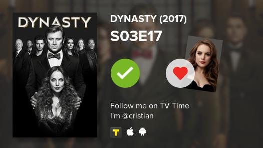 Dynasty (2017) - S03E17: She Cancelled... #dynasty  #tvtime https://t.co/xXrMqeCpzb https://t.co/TCsuy3Hmwn