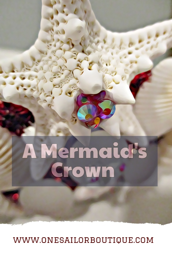 A Mermaid's Crown coming EVENT! Don't miss the cool giveaways party. ONE SAILOR BOUTIQUE  Handmade Mermaid Jewelry of your very own. Super fun! #jewelrydesign #jewelry #handmade #madewithlove #Mermaid #twitterparty #party #event #ContestAlert #Contest